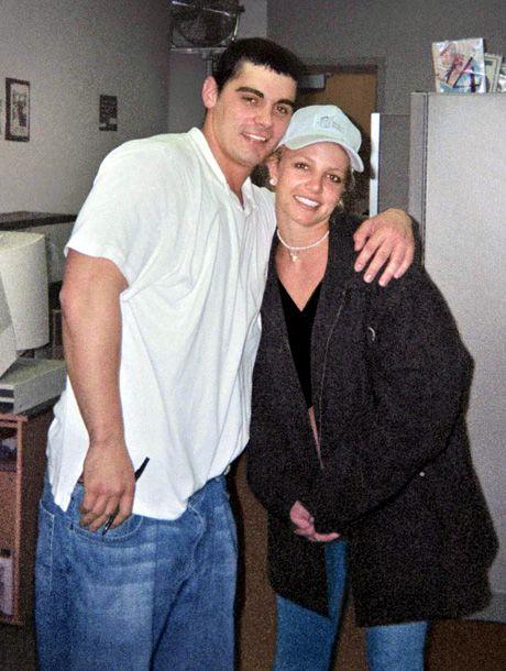Britney Spears Jason Alexander