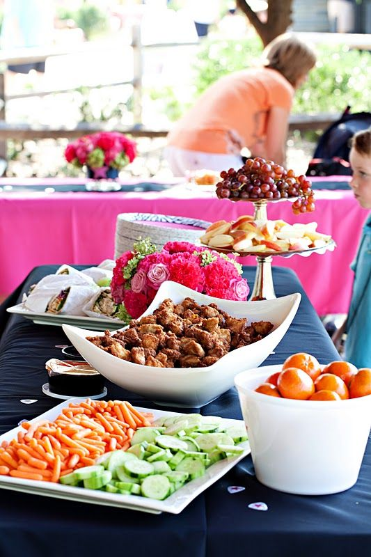 birthday party food chicken wings veggies fruit wrap sandwiches all from costco party. Black Bedroom Furniture Sets. Home Design Ideas