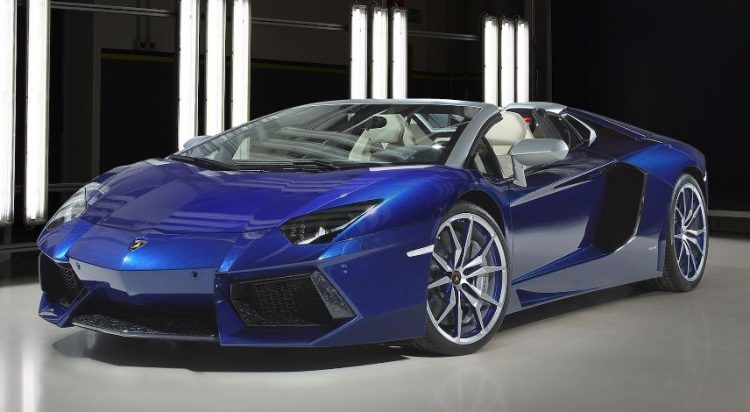 The History and Evolution of the Lamborghini Aventador | Pinterest ...