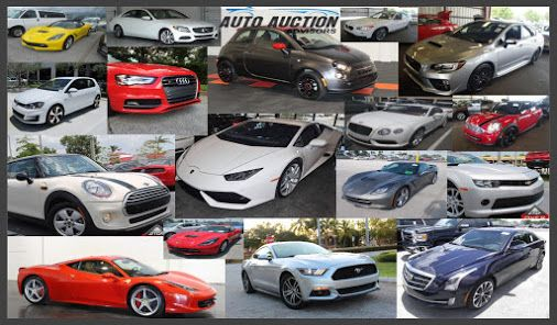 Here are a sample of the cars found today on the lots of the