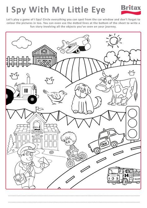 Printable Activity Sheets For Kids Activity Sheets For Kids, Free  Printable Activities, Printable Activities