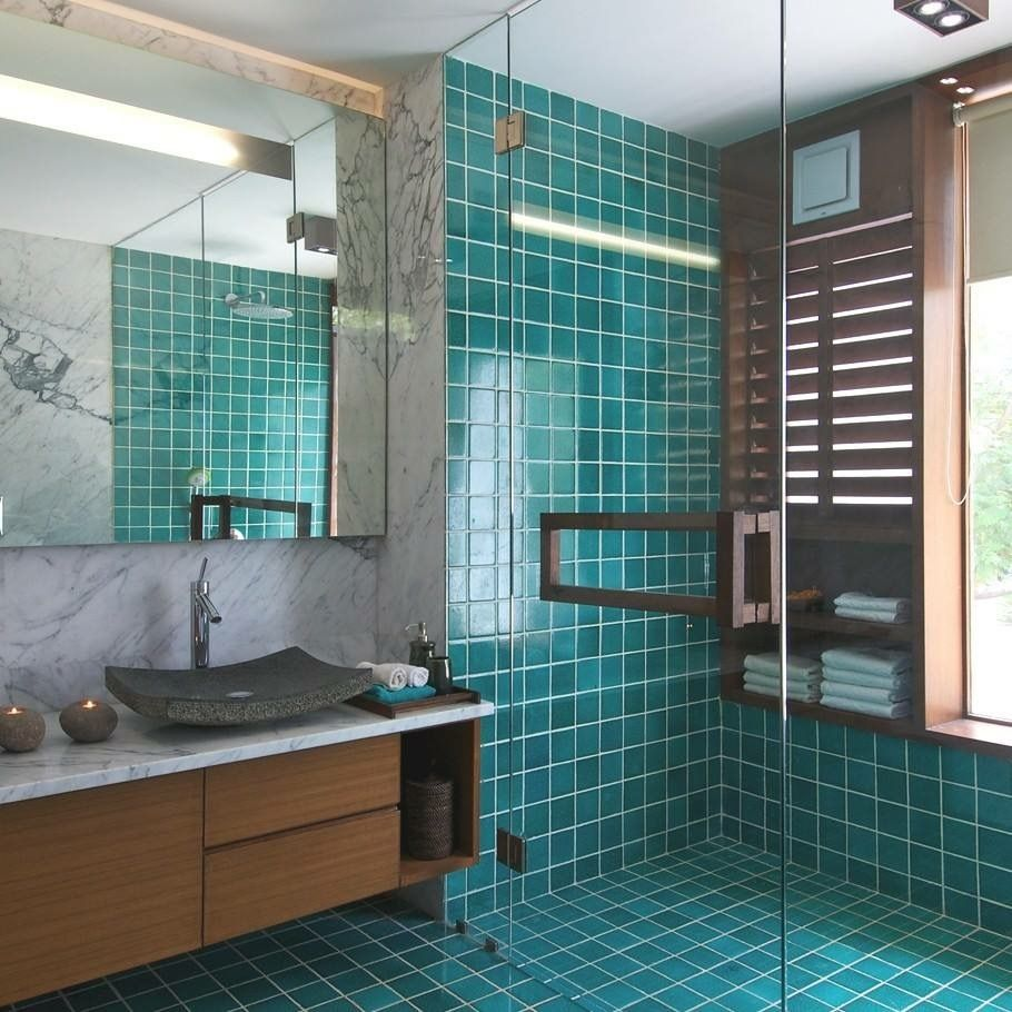 Pin By Isabelle Paradis On Deco Salle De Bain Turquoise