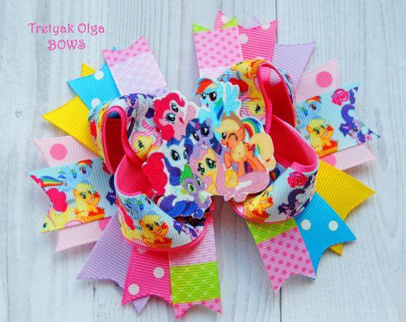 Mi poco potro pelo arco mi poco Pony cumpleaños arco apilados
