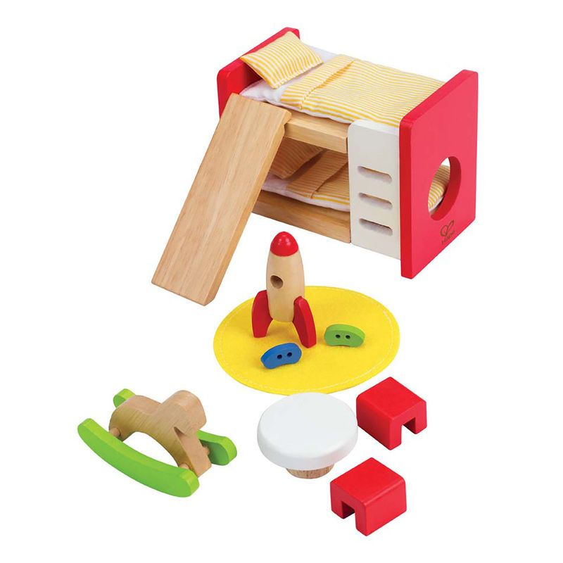 Children S Room Wooden Dolls House Furniture Toy House Wooden Dollhouse
