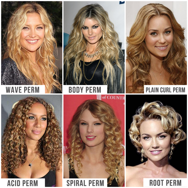 Le Paper Doll Hair 101 To Perm Or Not To Perm Long Hair Perm Permed Hairstyles Hair 101