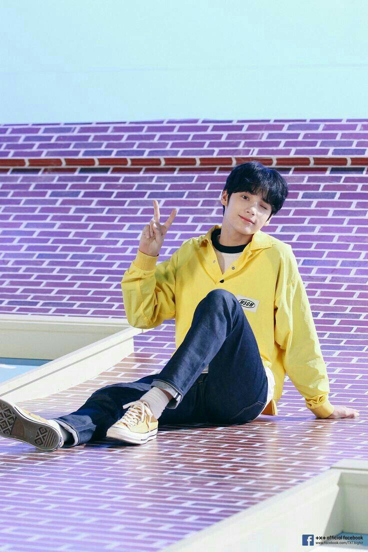 Pin by Azriel Tama on TXT Kai, Korean boy bands, Film