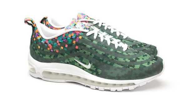 Nike Air Max '97 Jd Sp - Pine Green/Gorge Green/White