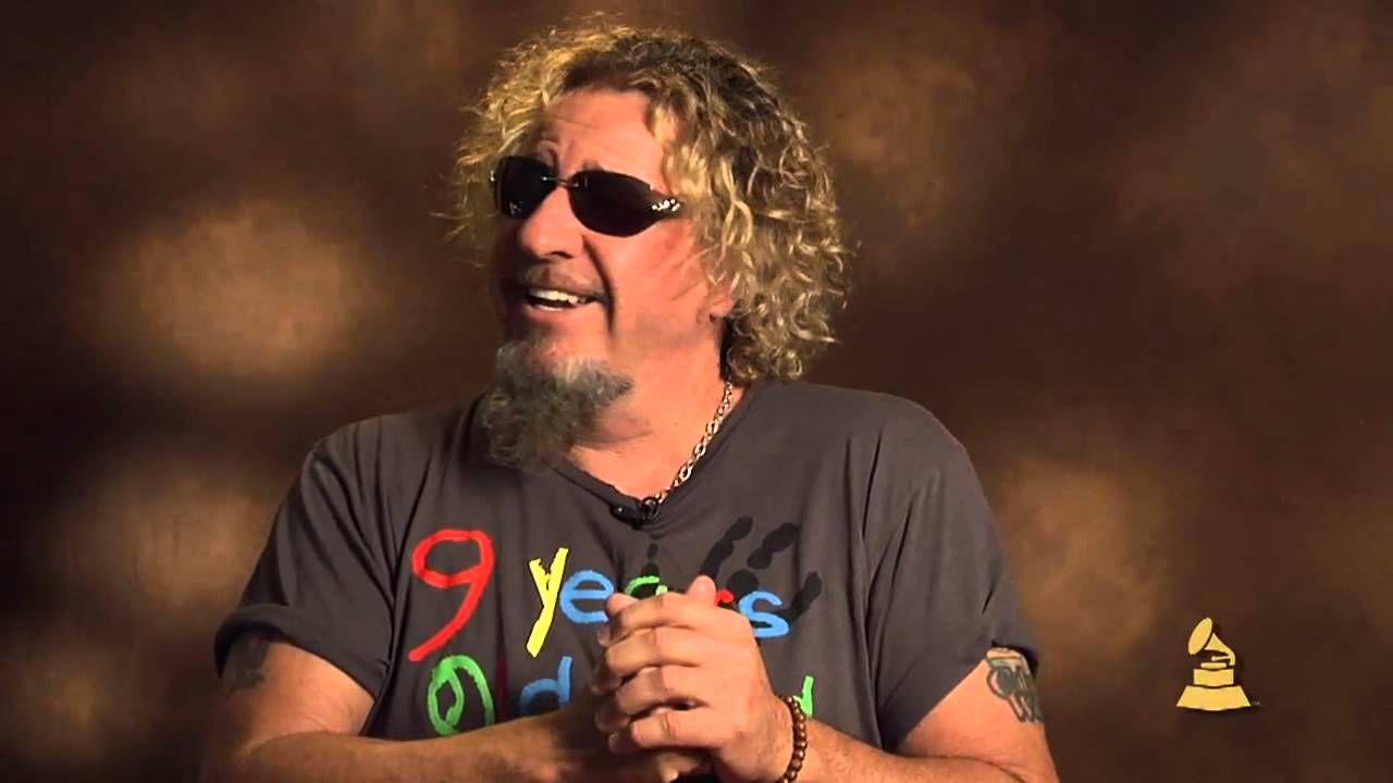 Sammy Hagar Do You Miss Your Friendship With Eddie Van Halen Van Halen Eddie Van Halen Sammy Hagar
