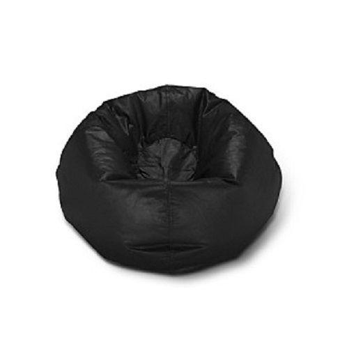 Ace Bayou Large Black Matte Bean Bag Chair Model 96700 Acebayou 29 95