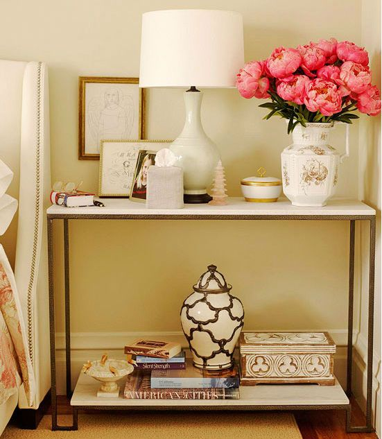 If Clutter Is Taking Over Your Night Stand Try Removing