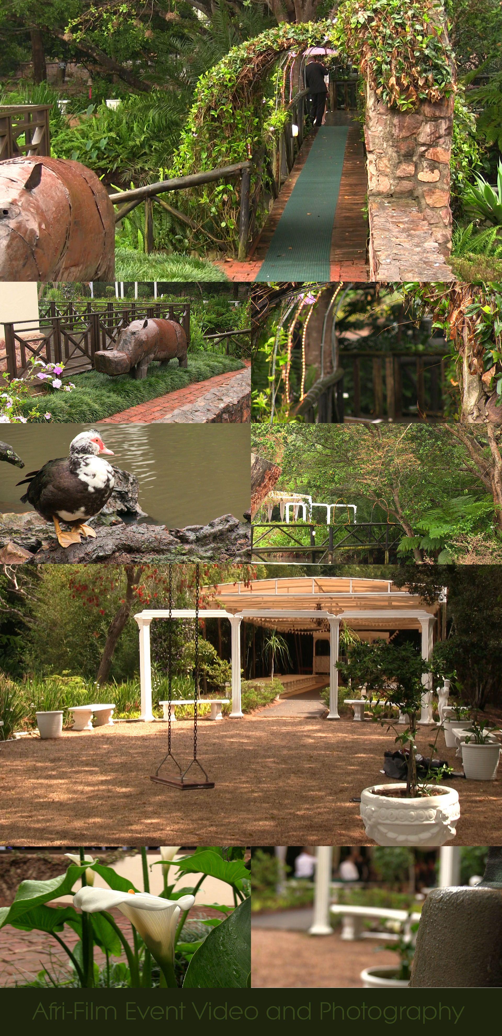 Wicker crib for sale durban - Nkuthu Gardens Wedding Venue Video Shoot