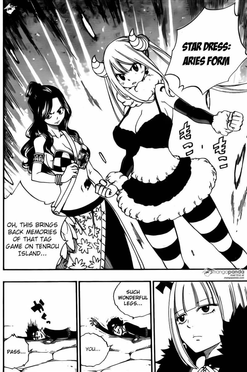 Read manga Fairy Tail 457 online in high quality