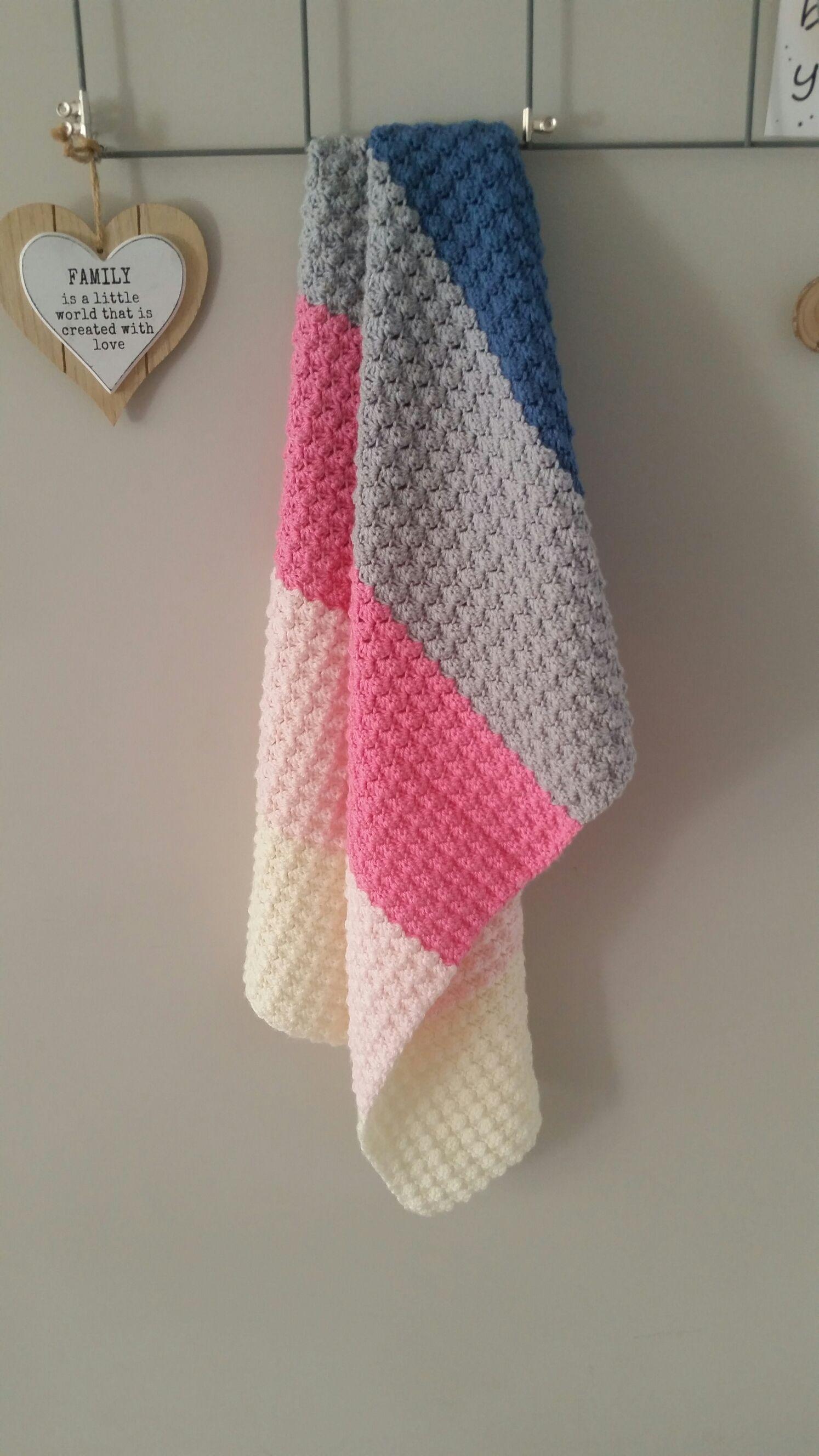 Happy New Baby Baby Chey Pinterest Easy Crochet Blanket