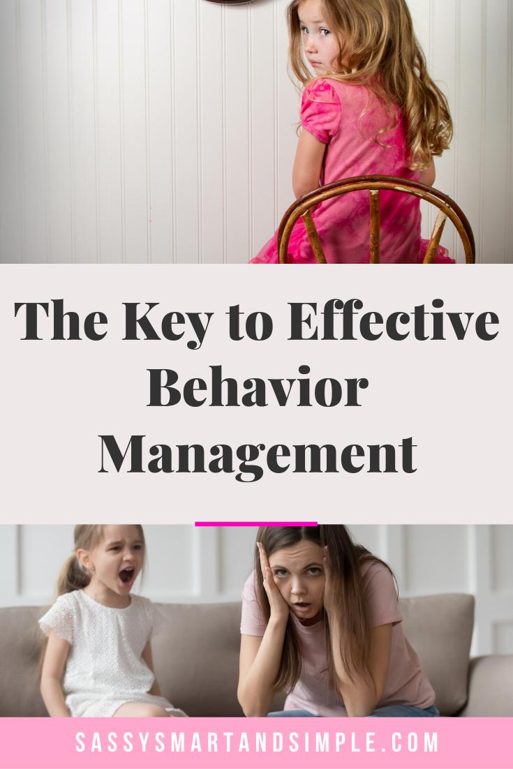 9 Easy Tips for Managing Child Behavior Problems BEFORE ...