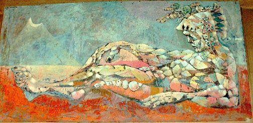 The paintings of Burt Shonberg | Painting, Art, Burt