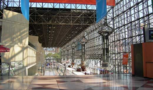 jacob k javits convention center new york city. Black Bedroom Furniture Sets. Home Design Ideas