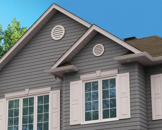 Greystone Is The Perfect Grey For Your Homesu0027 Exterior.