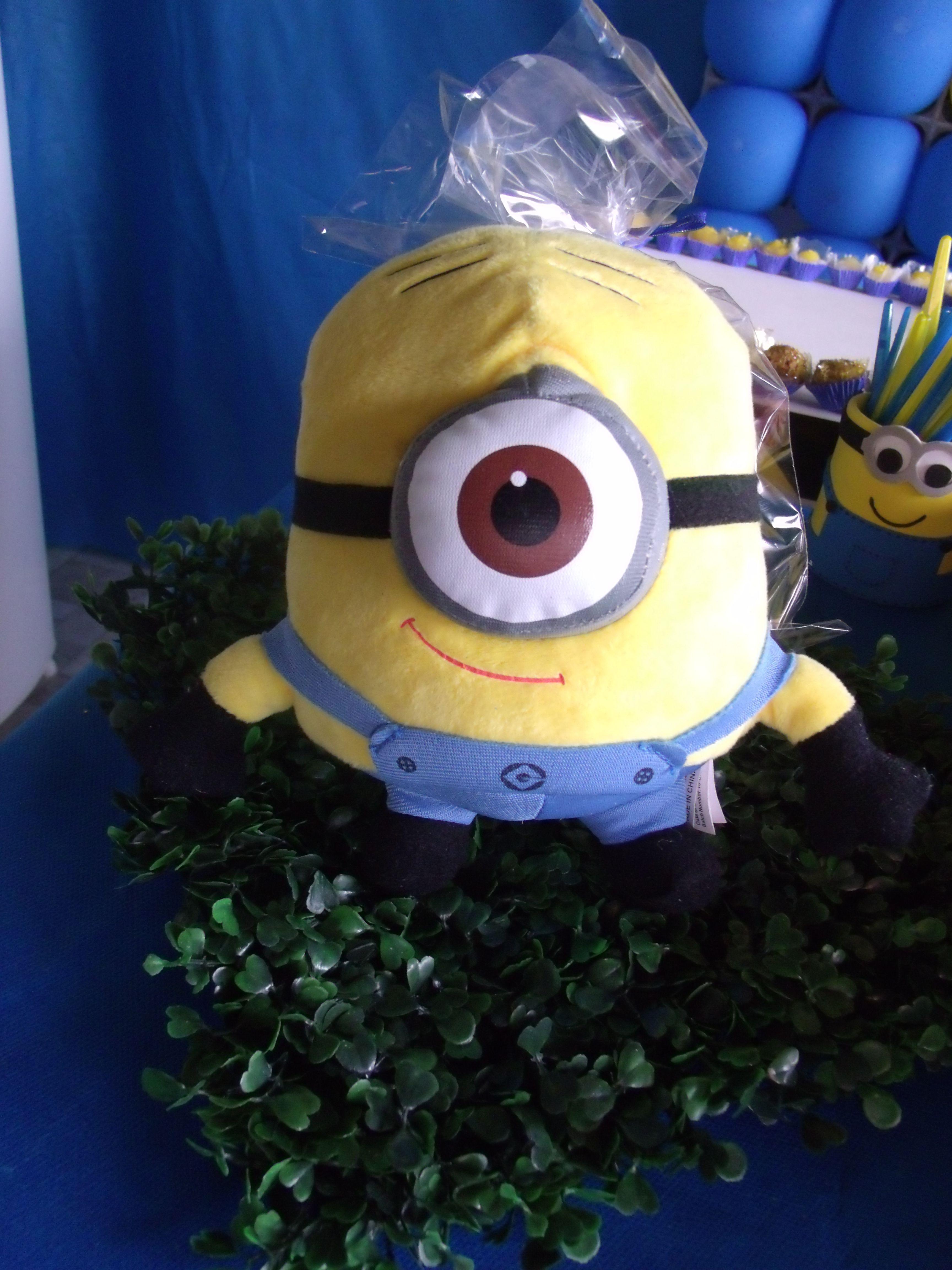 Festa de 1 ano do meu filho Heitor Tema Minions