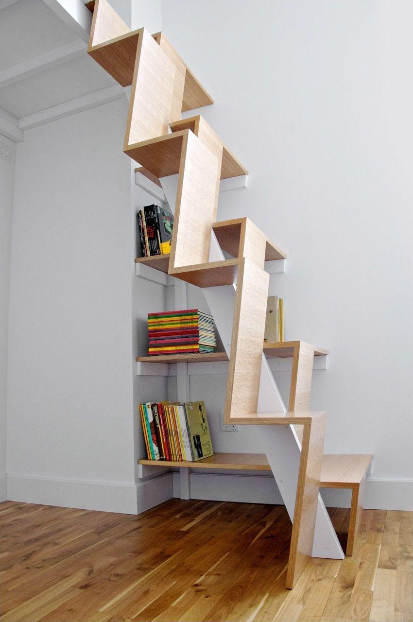 Idee Per Soppalco In Legno 40 idee scale moderne per interni (con immagini) | scale
