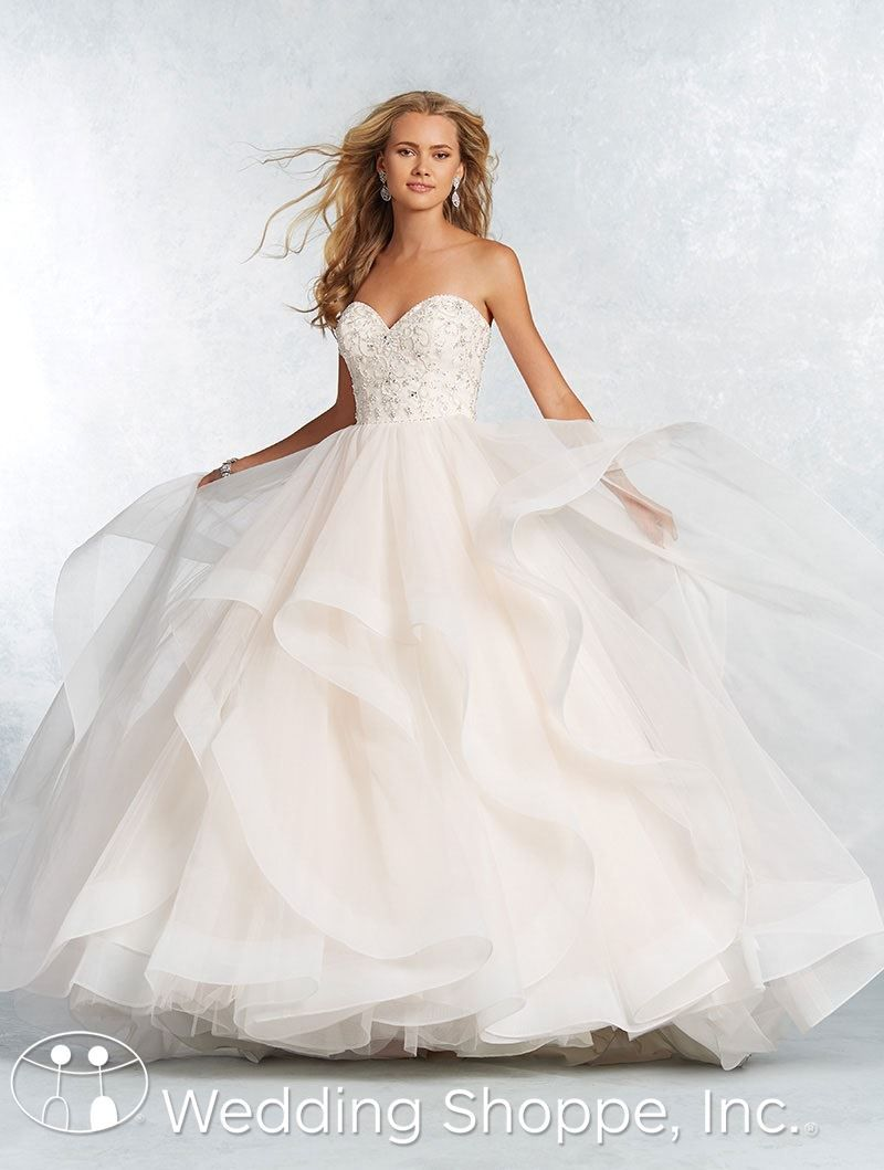 Alfred Angelo Bridal Gown 2626 | Alfred angelo bridal, Bridal gowns ...