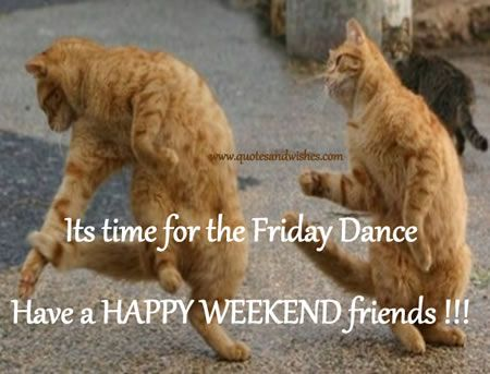 Beautiful Happy Weekend quotes and picture/image messages, Funny weekend wish...