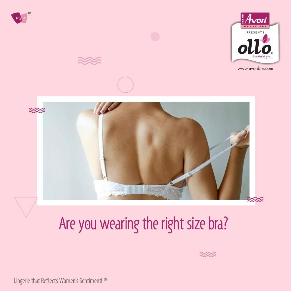 Discussion on this topic: Are you wearing the wrong size bra, are-you-wearing-the-wrong-size-bra/