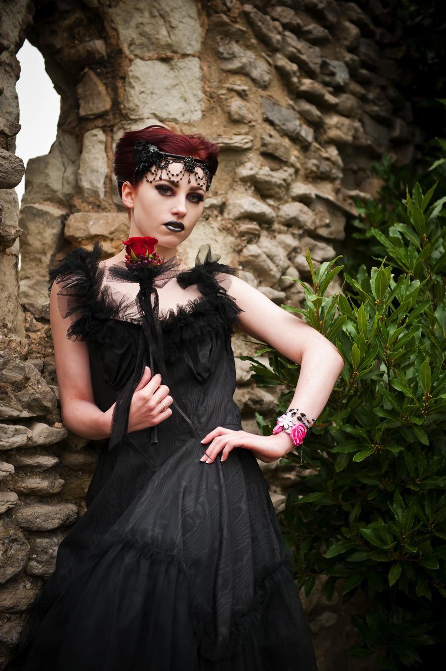 Wedding photo shoot Victorian Gothic Photoshoot