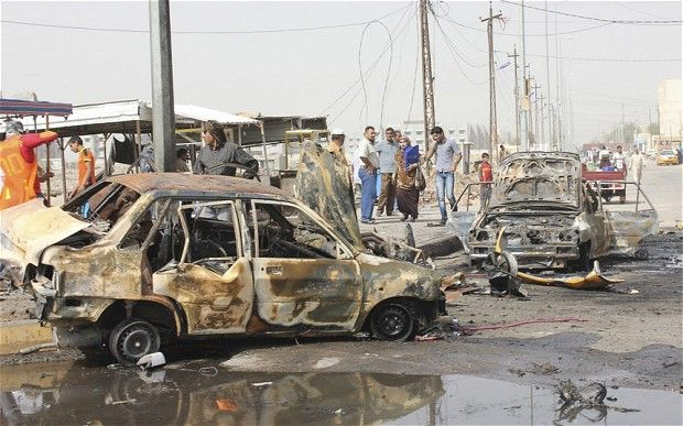 Iraq: At least 54 people killed in series of car bomb attacks in Baghdad, Basra and Samarra