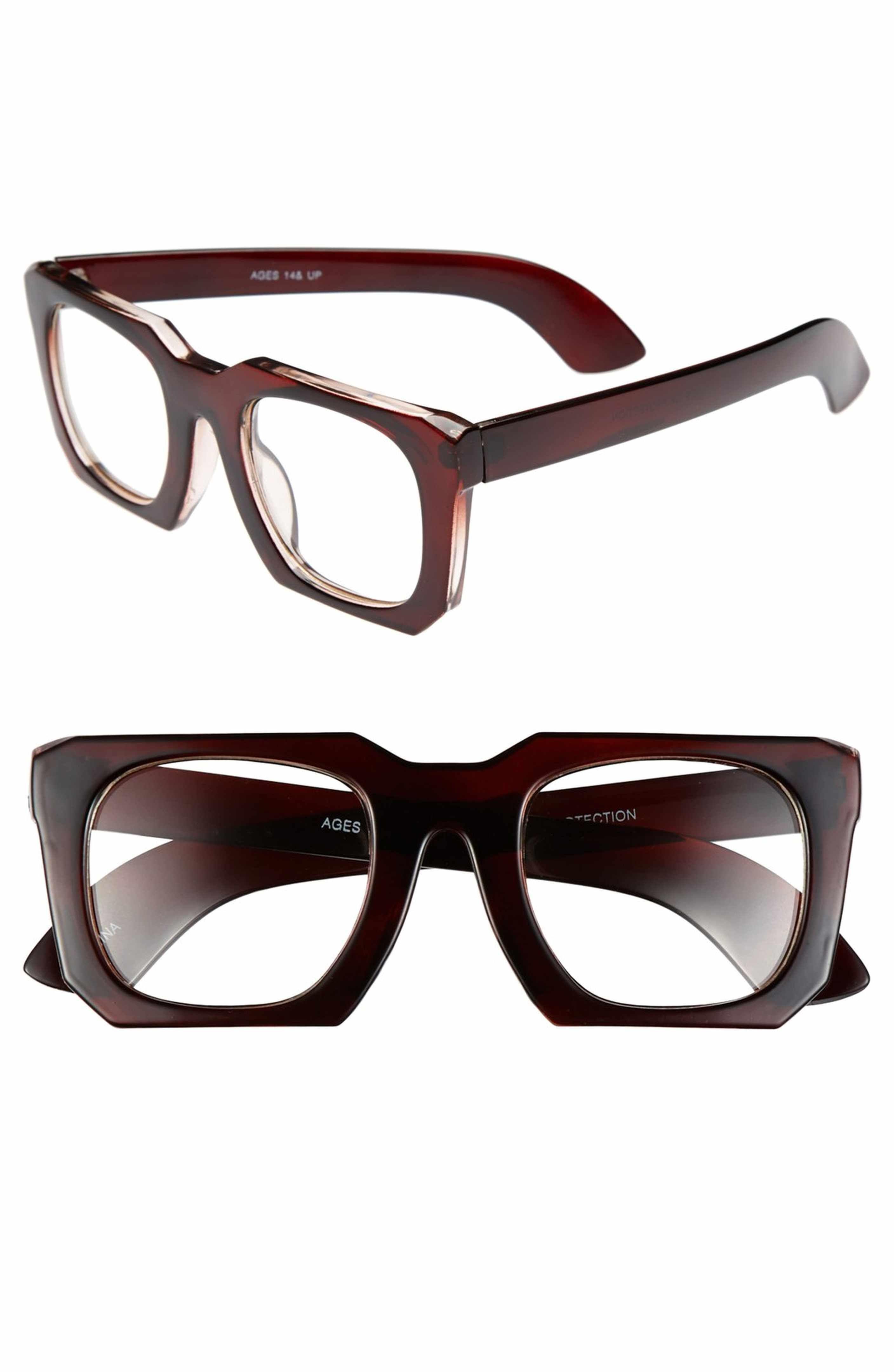 Fe Ny Hero Worship Fashion Glasses Armacoes De Oculos Modelos