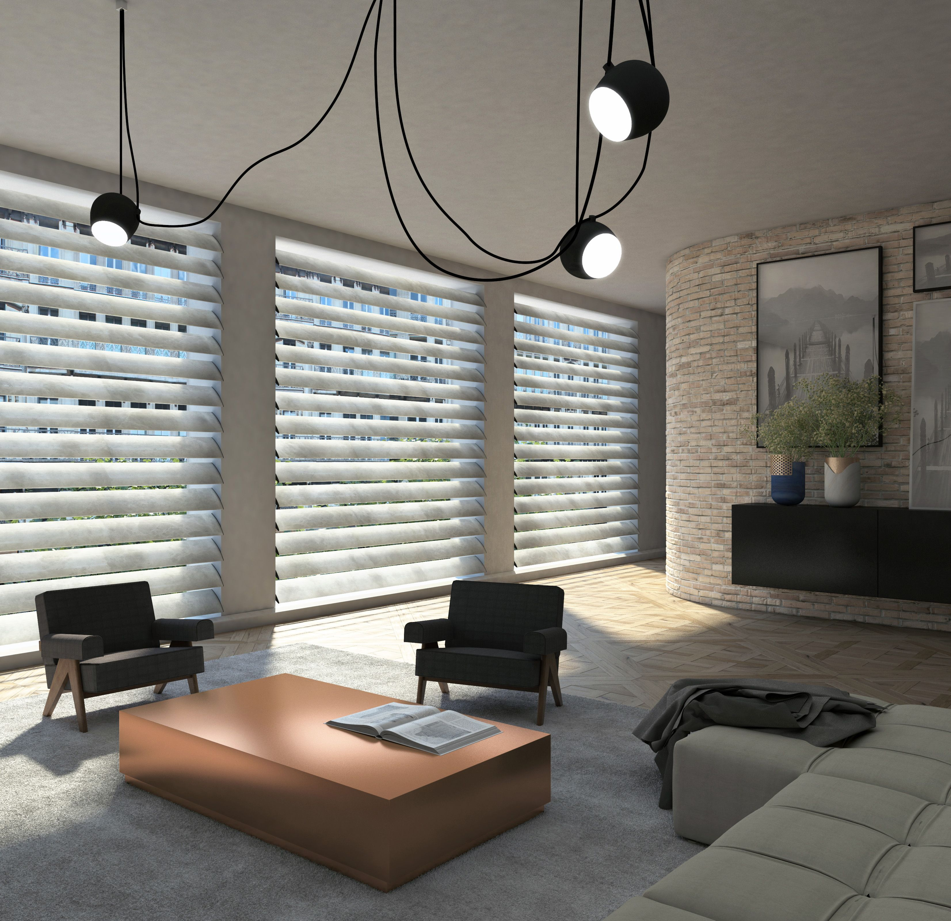 pin lotus inch wide alabaster blinds x inches aluminum