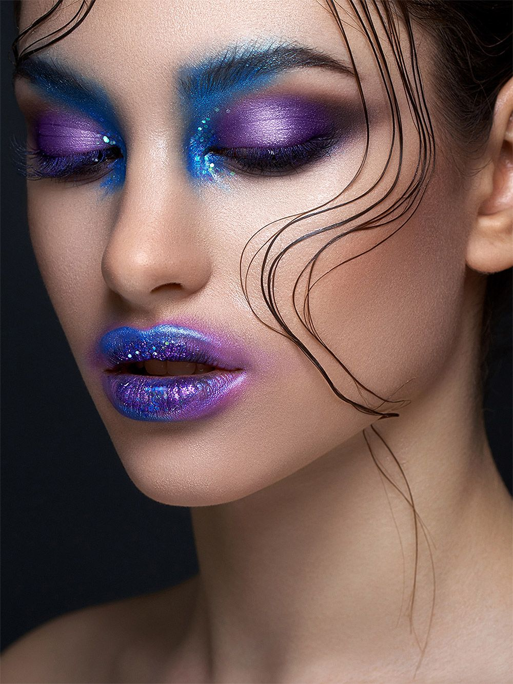 Creative Beauty Photography By Alex Malikov Inspiration Grid
