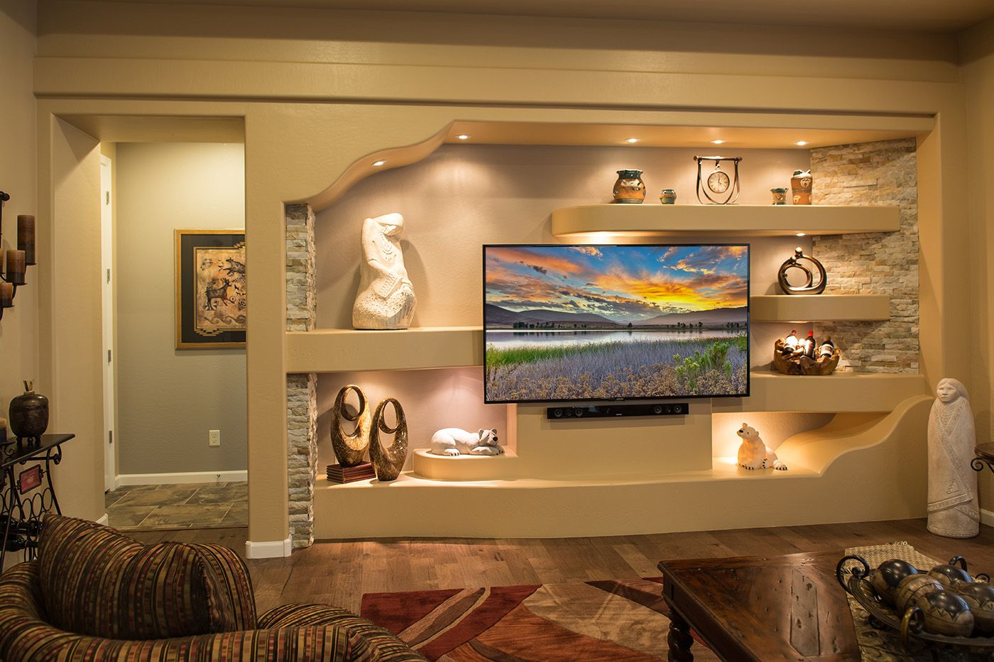 Entertainment Center Without Fireplace