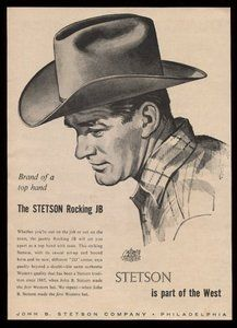 Stetson cowboy hat Western Hat Styles 3e43402cbfd