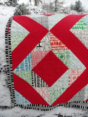 Love this quilt from guerilla-embroidery.blogspot.co.uk | quilt ... : uk quilting blogs - Adamdwight.com