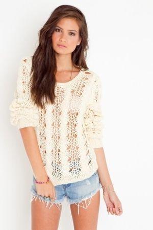 modelos de blusas de tric modernos