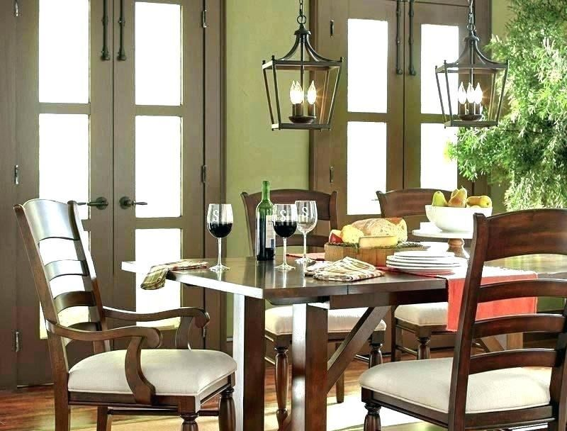 Craftsman Lighting Dining Room, Craftsman Lighting Dining Room Table And Chairs