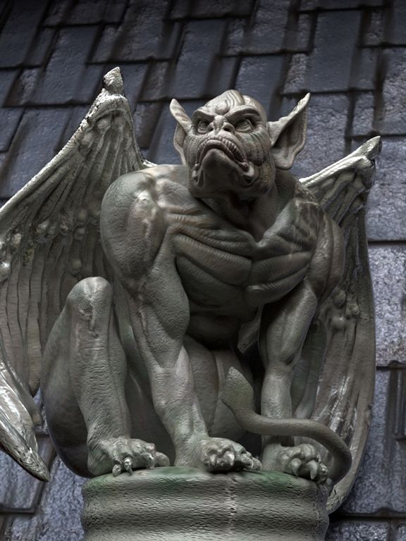 Image result for gargoyles