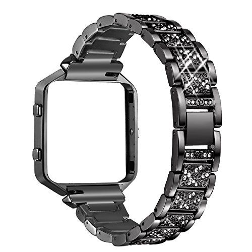 NEW Fitbit Blaze Metal Accessory Band /& Frame Accessories By Fitbit