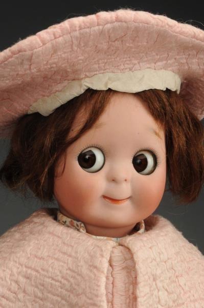 Lot # : 1074 - Marvelous Kestner Googly Doll.