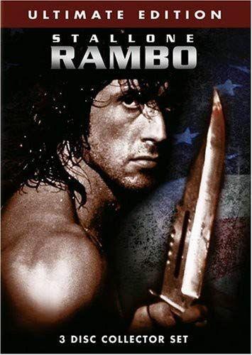 Rambo Trilogy: Ultimate Edition (First Blood/Rambo: First Blood Part II/Rambo III) - Default