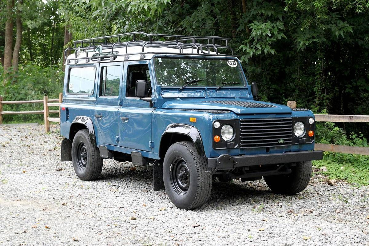 defender up for edition rover news heritage autoevolution land sale