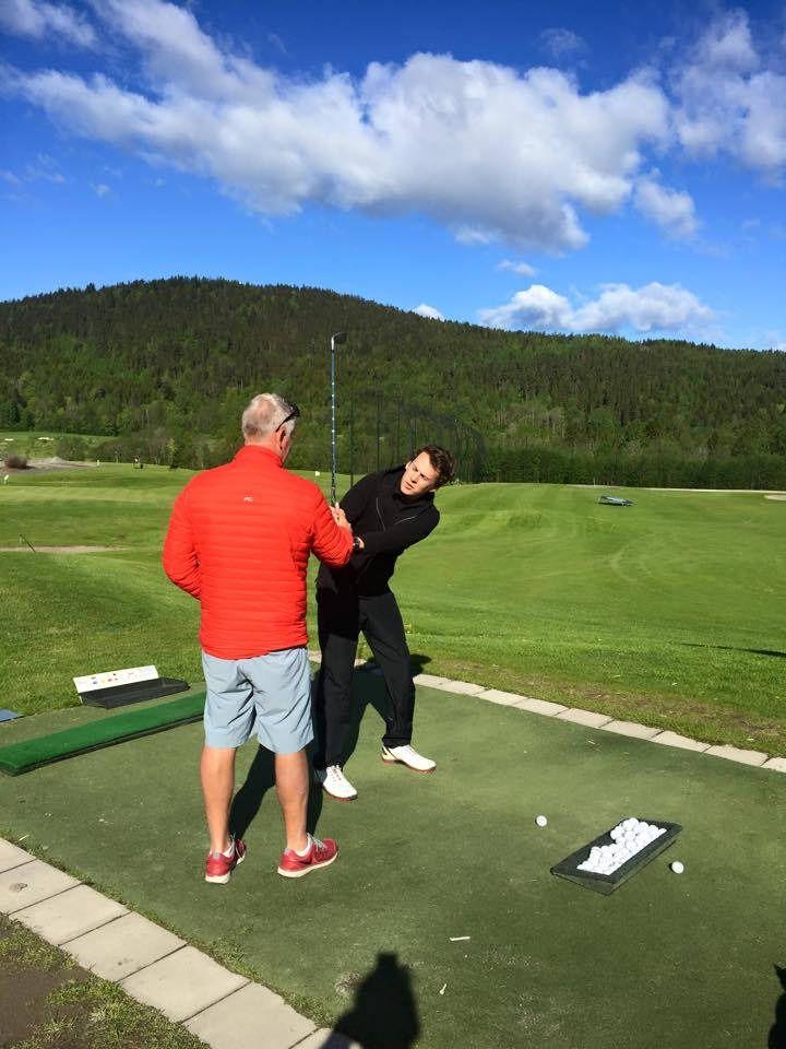 Hagagolf   Gjør som Ylvis – bli en bedre golfer i år!