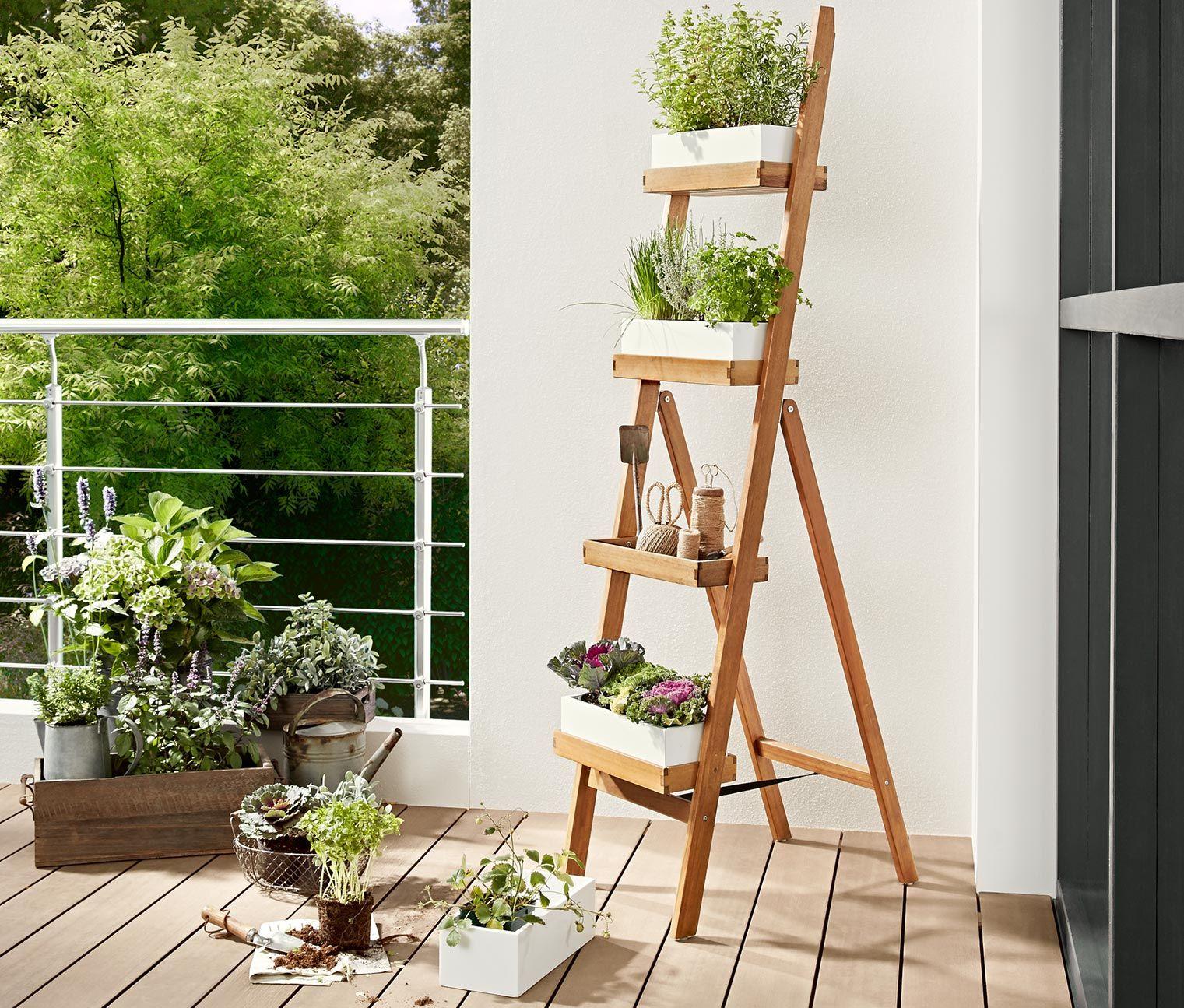 Beste Von Schmalen Balkon Gestalten Design