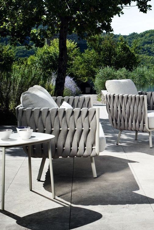 Exterieur I Tuinmeubelen I Tribu Outdoor Living Furniture