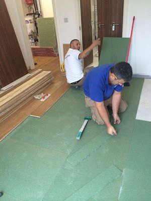 Wood Floor Fitter London Wood Floors Flooring Wood Loo