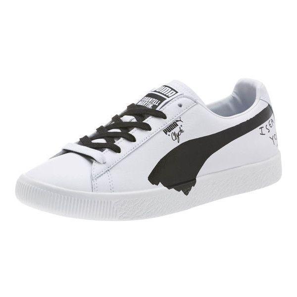 PUMA x via SHANTELL MARTIN Clyde zapatillas (2 215 ARS) via x Polyvore 422350
