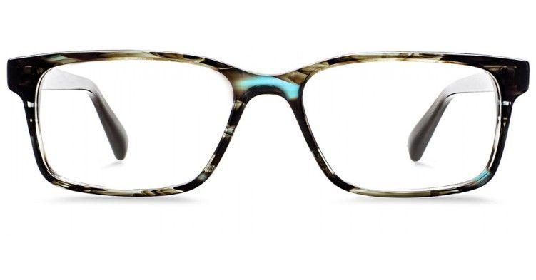 theo blue marblewood eyeglasses warby try 5 frames