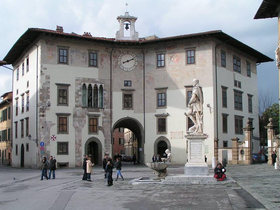 Piazza dei Cavalieri, Pisa | Viajes, Lugares importantes, Lugares