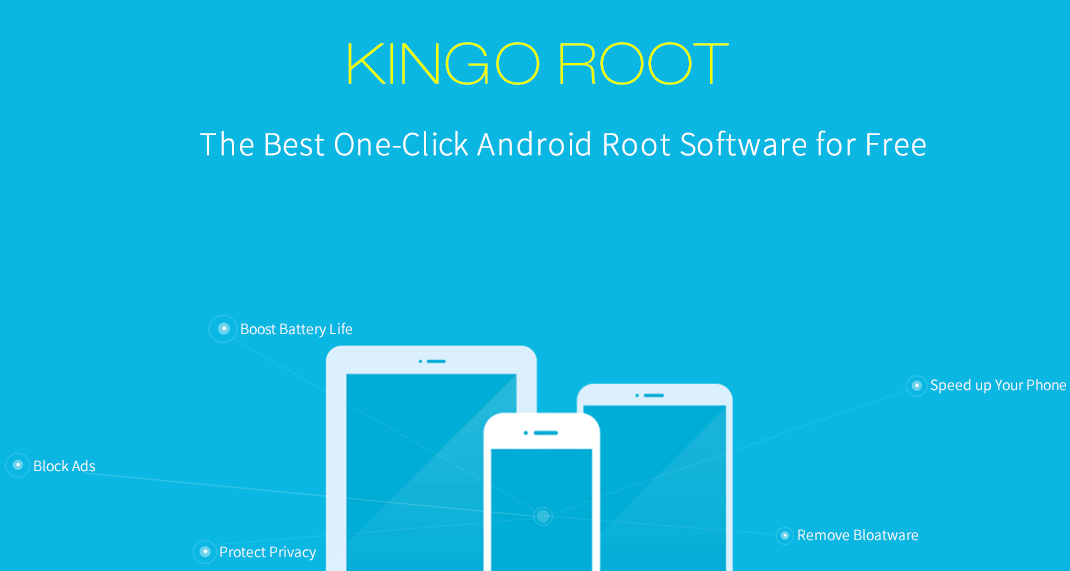 Root Android phone, flash custom ROM and manage your Android