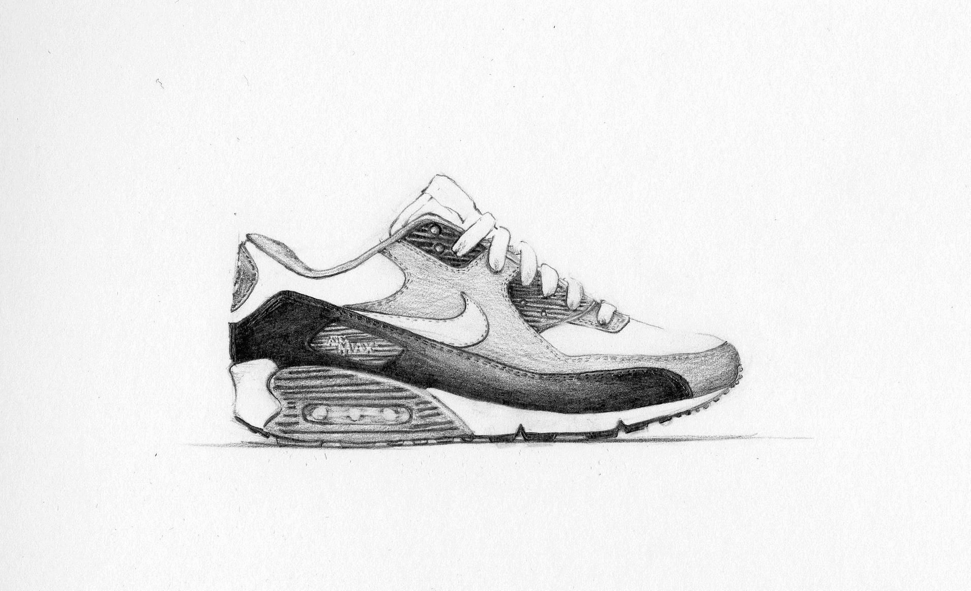 to draw nike hyperdunks how to draw nike air force 1 how to draw nike